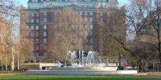 A 19 ans, un étudiant originaire de Californie vient de signer un bail dans cette résidence de luxe du quartier de Mayfair.
