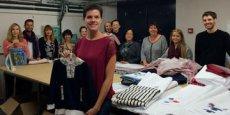 Le textile français s'exporte en Chine !