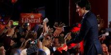 Justin Trudeau sera le prochain Premier ministre canadien.