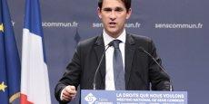 Sébastien Pilard, Président de Sens Commun, Secrétaire général Les Républicains en charge du Comité des entrepreneurs.