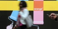 Les investisseurs ont été galvanisés par les annonces du groupe de télécoms. L'action du groupe de télécoms grimpait de 4,07% à 11h13. (Photo: la nouvelle boutique de l'opérateur sur les Champs-Elysées, en cours de construction, en juin dernier)