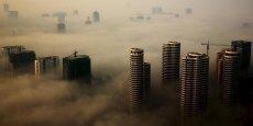 En plus de l'air, le gouvernement chinois doit s'occuper de la dépollution de l'eau.