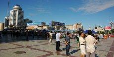 À Qiqihar, l'ensemble des témoignages recueillis sont unanimes : il n'y a plus d'emplois dans les nombreuses usines.