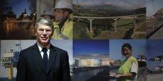 A la tête de la division construction grands projets du groupe de Vinci depuis 2005, Pierre Berger était d'abord devenu directeur général délégué d'Eiffage début 2011.
