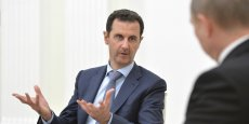 D'après l'agence Bloomberg, qui cite des sources diplomatiques russes, Moscou fait pression sur le président syrien pour qu'il accepte un plan de partage du pouvoir.