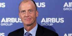 Tom Enders, le directeur général d'Airbus Group