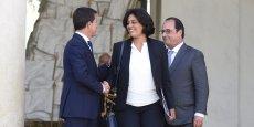 Myriam El Khomri doit présenter des pistes pour la réforme du droit du travail que Manuel Valls souhaite faire aboutir avant l'été 2016.
