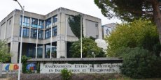 Les locaux de l'EERIE à Nîmes actuellement occupés par l'École des Mines d'Alès devrait accueillir une nouvelle école d'ingénieurs, l'ISEN, à compter de la rentrée 2017.