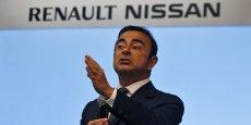 Quel est le rôle de Carlos Ghosn qui jurait pourtant que la structure de l'alliance ne changerait pas?