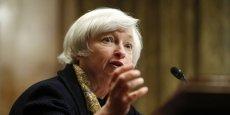 Janet Yellen de ne devrait plus prendre en compte la conjoncture internationale dans ses décisions de politique monétaire.