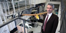 Jean-Marc Moschetta, professeur d'aérodynamique à l'Isae-Supaero et futur président du GIS Microdrone