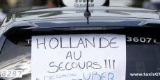Les taxis réclament l'interdiction de l'application qu'ils estiment être illégale, notamment parce qu'elle ne respecterait pas, selon eux, l'interdiction de maraude électronique de la loi dite Thévenoud. Mais du côté de l'Intérieur, on confirme que seule UberPop a été interdite.