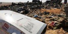 es enquêteurs qui mènent les investigations sur l'accident d'un Airbus russe le 31 octobre dans le Sinaï sont sûrs à 90% qu'un bruit enregistré par les boîtes noires de l'appareil correspond à l'explosion d'une bombe.