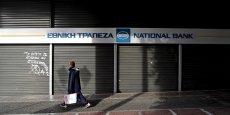 Les banques grecques auront besoin de 14,4 milliards d'euros.