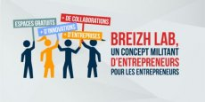 Breizh Lab connecte entre eux des industriels ayant des locaux disponibles et des startups à la recherche d'un lieu d'implantation pour accélérer leur développement.