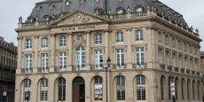 L'ancienne Bourse Maritime accueille un des espaces banque privée du Crédit Agricole d'Aquitaine