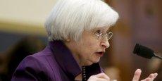 Quand le comité commencera à normaliser sa position en matière de politique (monétaire), ce sera un témoignage (...) du chemin parcouru par notre économie, a expliqué Janet Yellen.
