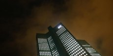 Deutsche Bank a mis de côté récemment 1,2 milliard de dollars supplémentaires réservé à la résolution à l'amiable de contentieux.