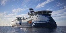 La flotte de CGG passera à cinq navires, tandis que les effectifs seront réduits de 13%.
