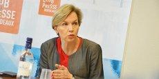 Adjointe au maire de Bordeaux, Virginie Calmels a présenté les contours de son programme économique