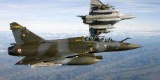 Le missile AASM est un armement majeur pour le Rafale. Le sera-t-il un jour pour le Mirage 2000?