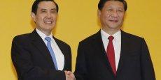 Cette rencontre historique intervient à un peu plus de deux mois les élections présidentielle et législatives du 16 janvier à Taïwan, pour lesquelles le Parti démocrate progressiste (DPP), partisan de l'indépendance, part favori, ce que Pékin veut à tout prix éviter.