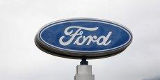 Les ventes cumulées de la Ford C-Max, de la Ford Fusion et de l'hybride Lincoln MKZ ont chuté de 25% en novembre à 59.301 unités, selon les données du cabinet spécialisé Autodata.