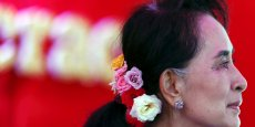 Le parti d'Aung San Suu Kyi, affirme avoir remporté au niveau national plus de 70% des sièges