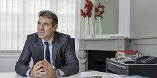 Alexandre Salas-Gordo, président des experts-comptables d'Aquitaine