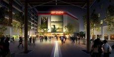 Le groupe Cap'Cinéma porte un projet de multiplexe en centre-ville de Nîmes