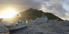 Les iles Senkaku, tout comme de nombreux récifs et ilots de la Mer de Chine, font l'objet de contentieux entre la Chine et les pays de la région