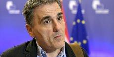 Euclide Tsakalotos, le ministre grec des finances, a obtenu un accord avec les créanciers.