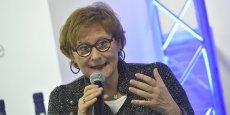 Muriel Boulmier lors du Forum Climat Cop 21 organisé par La Tribune à Bordeaux