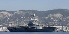 Areva TA qui conçoit les chaudières nucléaires du porte-avions Charles-de-Gaulle, passe directement sous le contrôle de l'Etat