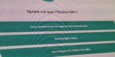 Un exemple de question posée par le Tanu, l'outil de test d'évaluation des connaisssances numériques développé par le Crédit agricole Pyrénées Gascogne et Immersive Lab.