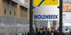 Plusieurs terroristes ayant participé aux attentats de vendredi étaient originaires de Molenbeek, quartier déshérité de l'agglomération bruxelloise.
