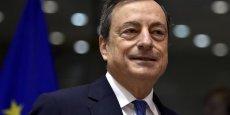 Mario Draghi lance une nouvelle version de son assouplissement quantitatif