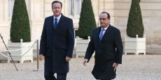 Le Premier ministre Britannique, en visite à l'Elysée, dévoilera cette semaine son plan d'action