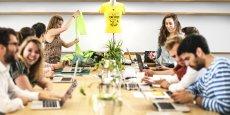 Player, un nouveau lieu d'innovation collective dans le quartier parisien du Sentier, a ouvert ses portes en mai 2015.
