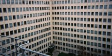 Une vue de l'emprise immobilière du ministère de la Défense à l'îlot Saint-Germain