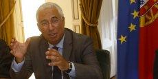 Le nouveau premier ministre portugais, le socialiste Antonio Costa