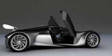 Fabriquée par le constructeur automobile, la voiture de demain ne sera plus estampillée du fameux losange.