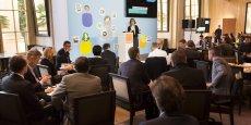 Marie Noelle Jégo-Laveissière, directrice exécutive innovation, marketing, et technologies, a annoncé la généralisation de la technologie LoRa au niveau national.