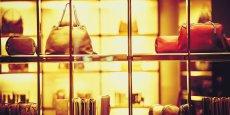 140 marques de luxe ont toutes trouvé leur place dans l'écrin versaillais.