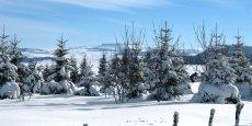 Les stations du Sancy, dans le Puy-de-Dôme, ont comptabilisé l'an dernier 672.000 journées skieurs.