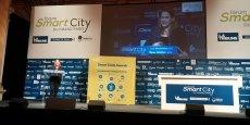 Axelle Lemaire, a d'abord remercié La Tribune et la Mairie de Paris, organisateurs du Forum Smart City, d'avoir « fait de Paris la capitale des réseaux intelligents », puis elle a loué l'action de l'industriel en termes appuyés: « Je tiens à féliciter ERDF pour sa forte implication dans les réseaux électriques intelligents. Le groupe fait maintenant partie des 'makers' de l'innovation ouverte.»