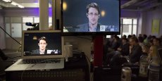 En 2013, Edward Snowden révèle au monde entier le scandale des écoutes de la NSA.