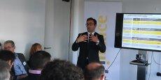 Plus de 25 entreprises régionales étaient présentes à la journée organisée par bpifrance à Montpellier le 1er décembre 2015.