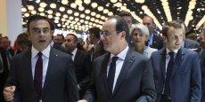 L'Etat français, par la voix de son ministre de l'Economie, Emmanuel Macron, aurait suggéré à Carlos Ghosn d'aller plus loin dans l'intégration de Nissan.