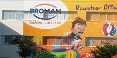 Proman, le spécialiste de l'intérim, a bouclé sa seconde acquisition en moins d'un an.